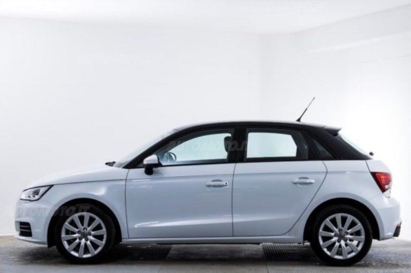 Usato 1 6 Tdi 116 Cv Metal Plus Usato Audi A1 Sportback 2018 Km