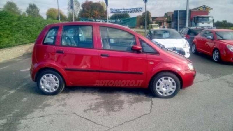 Sold fiat idea 1 4 16v active del used cars for sale for Consumo del fiat idea 1 4