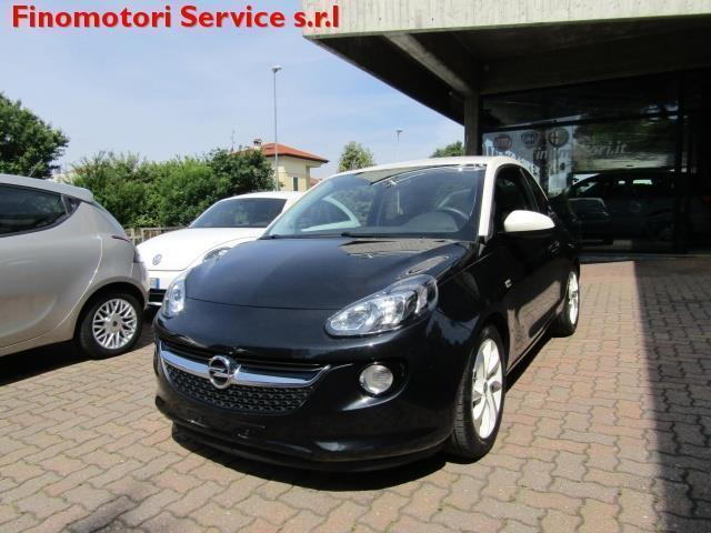sold opel adam 1 4 77 cv jam used cars for sale autouncle. Black Bedroom Furniture Sets. Home Design Ideas