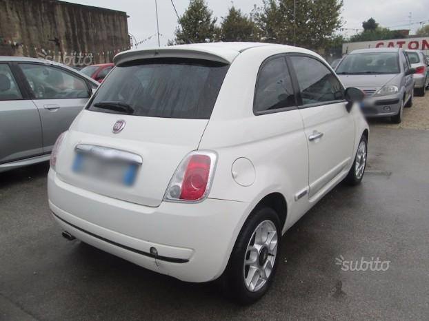sold fiat 500 1 4 100 cv sport 2 used cars for sale autouncle. Black Bedroom Furniture Sets. Home Design Ideas
