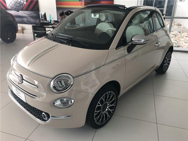 sold fiat 500c collezione 1 2 69cv used cars for sale. Black Bedroom Furniture Sets. Home Design Ideas