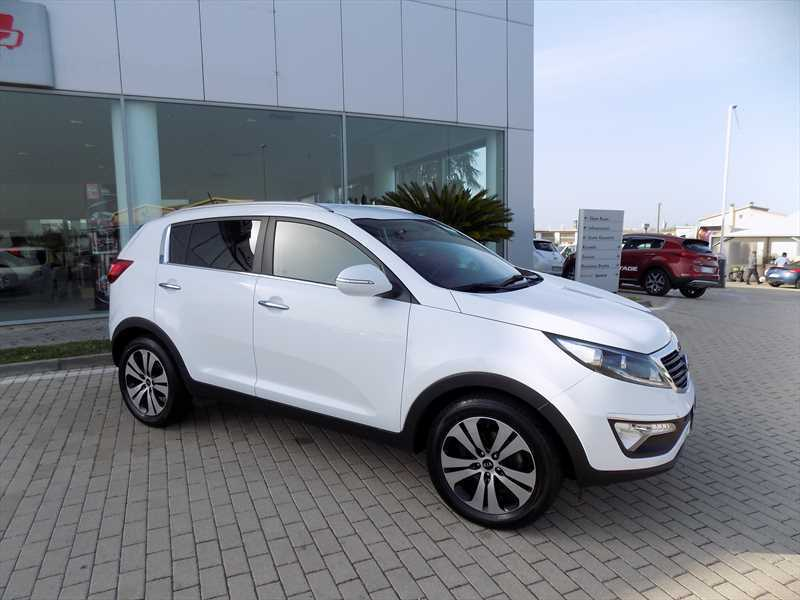 usato 1 7 crdi vgt 2wd plus kia sportage 2012 km in aosta. Black Bedroom Furniture Sets. Home Design Ideas
