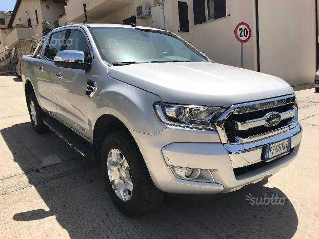 sold ford ranger limited 2016 used cars for sale autouncle. Black Bedroom Furniture Sets. Home Design Ideas