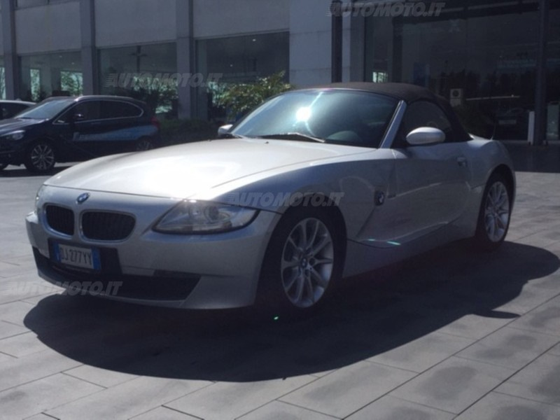 Elegant Usata BMW Z4 Z4 Cabrio2.0i Cat Roadster Del 2007 Usata A Catania ...