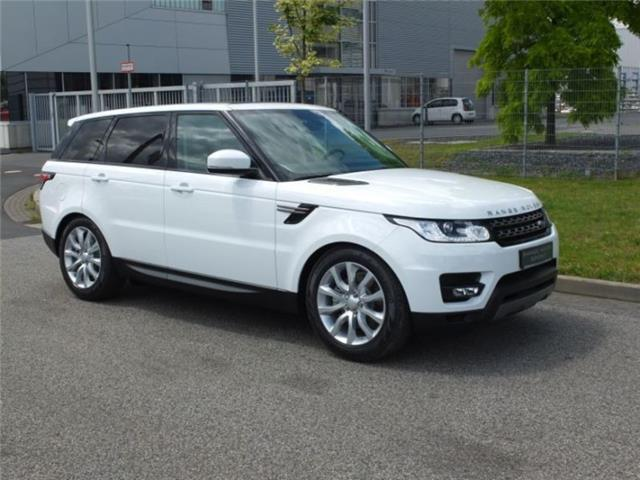 sold land rover range rover sport used cars for sale. Black Bedroom Furniture Sets. Home Design Ideas