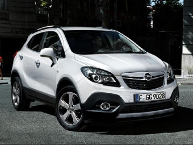 sold opel mokka turbo gpl tech 140 used cars for sale autouncle. Black Bedroom Furniture Sets. Home Design Ideas