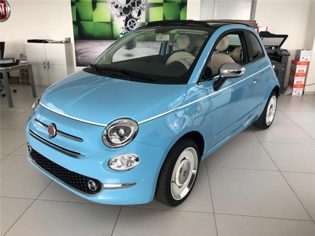 Venduto Fiat 500c Spiaggina 1 2 69cv Auto Usate In Vendita