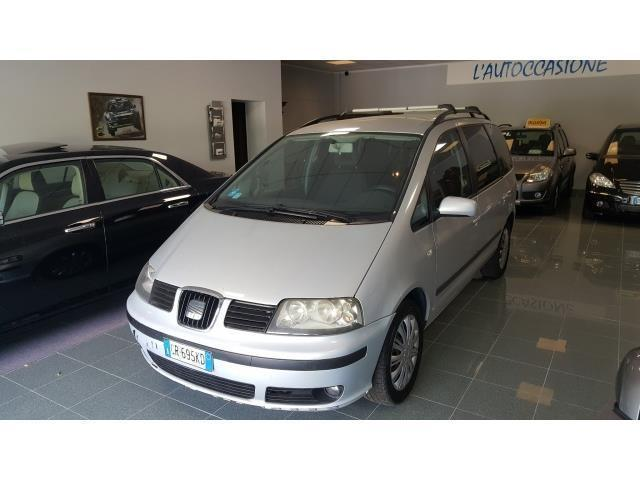 Sold Seat Alhambra 1 9 Tdi 115 Cv Used Cars For Sale