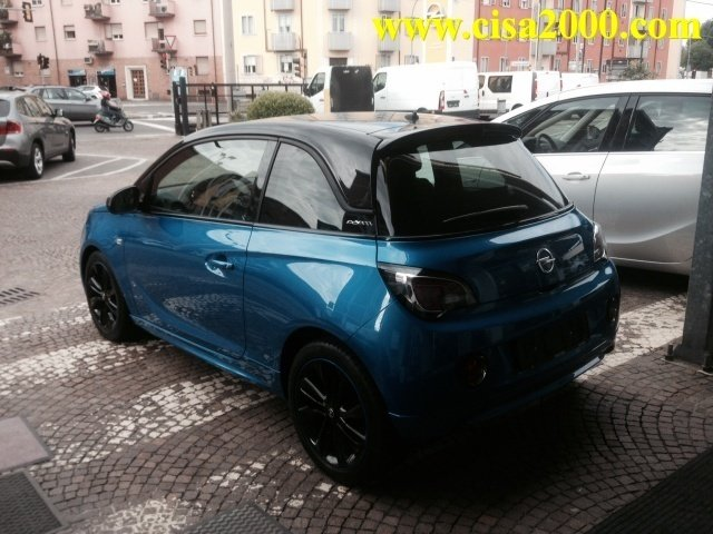 sold opel adam 1 4 87 cv gpl tech used cars for sale autouncle. Black Bedroom Furniture Sets. Home Design Ideas