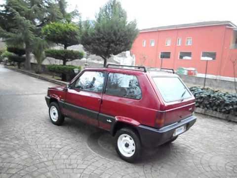 Sold fiat panda 4x4 4x4 sisley i used cars for sale for Fiat panda 4x4 sisley usata