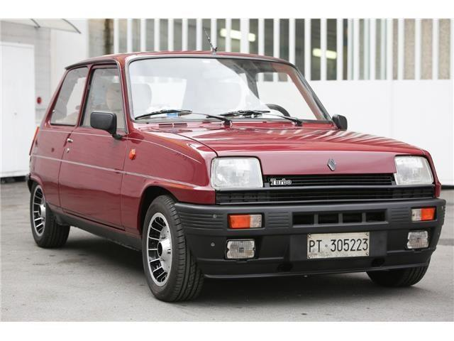 sold renault r5 alpine turbo used cars for sale autouncle. Black Bedroom Furniture Sets. Home Design Ideas