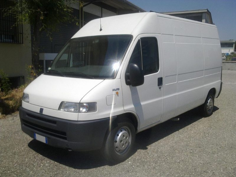 Sold Fiat Ducato 14 2 8 Jtd Pm Fur Used Cars For Sale