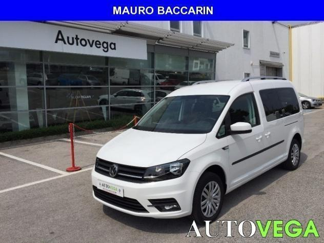 sold vw caddy maxi plus 7 posti 2 used cars for sale autouncle. Black Bedroom Furniture Sets. Home Design Ideas