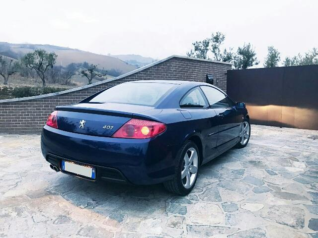 sold peugeot 407 coupe 2 7 v6 hdi used cars for sale autouncle. Black Bedroom Furniture Sets. Home Design Ideas