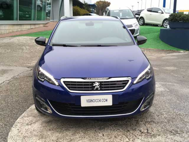 sold peugeot 308 sw 2 0 hdi 150c used cars for sale autouncle. Black Bedroom Furniture Sets. Home Design Ideas
