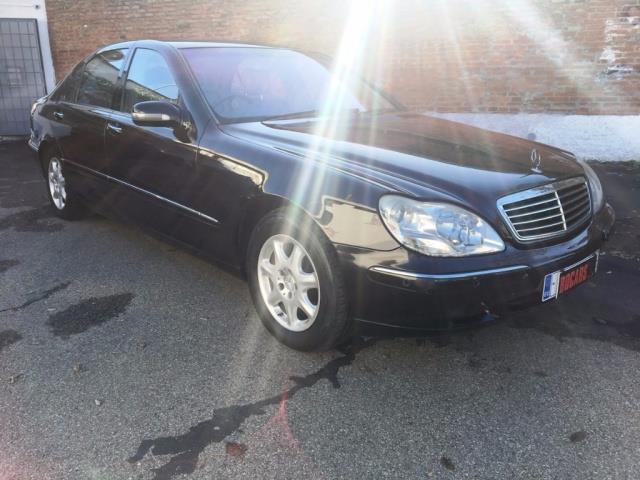 usata Mercedes S430 CLASSE Scat Lunga