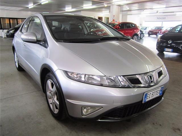 sold honda civic 1 4 i vtec 5p el used cars for sale autouncle. Black Bedroom Furniture Sets. Home Design Ideas
