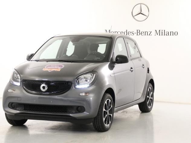 sold smart forfour forfour1 0 pure used cars for sale autouncle. Black Bedroom Furniture Sets. Home Design Ideas
