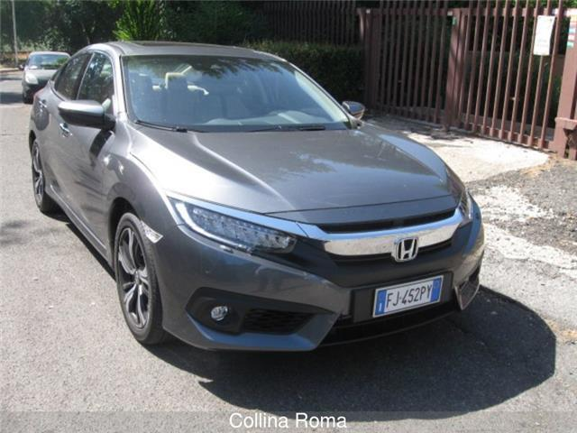 venduto honda civic 5 4 porte executi auto usate in vendita. Black Bedroom Furniture Sets. Home Design Ideas