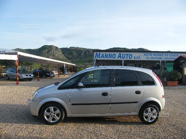 usato 1 7 cdti 101cv cosmo opel meriva 2005 km in genova. Black Bedroom Furniture Sets. Home Design Ideas