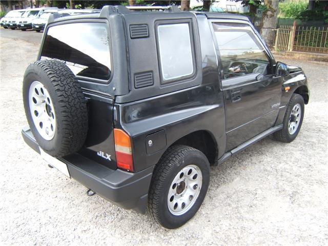 Usata Suzuki Vitara 16i Cat Cabriolet JLX ISCR ASI HARD TOP
