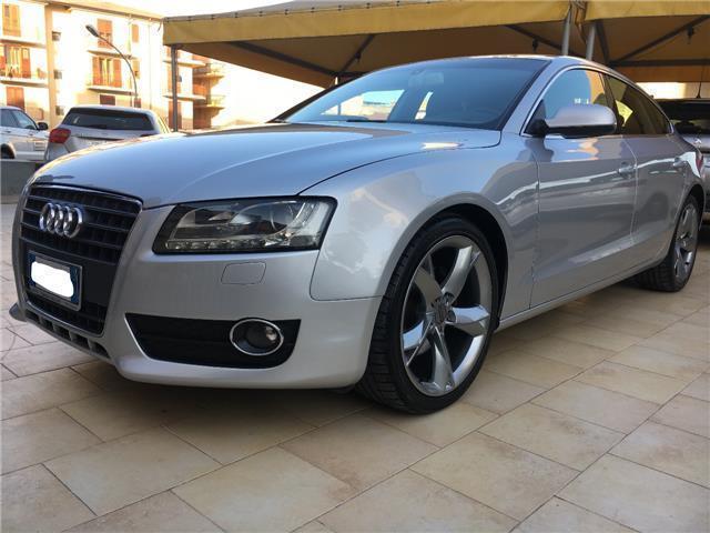 Audi a5 sportback prezzi usato 12