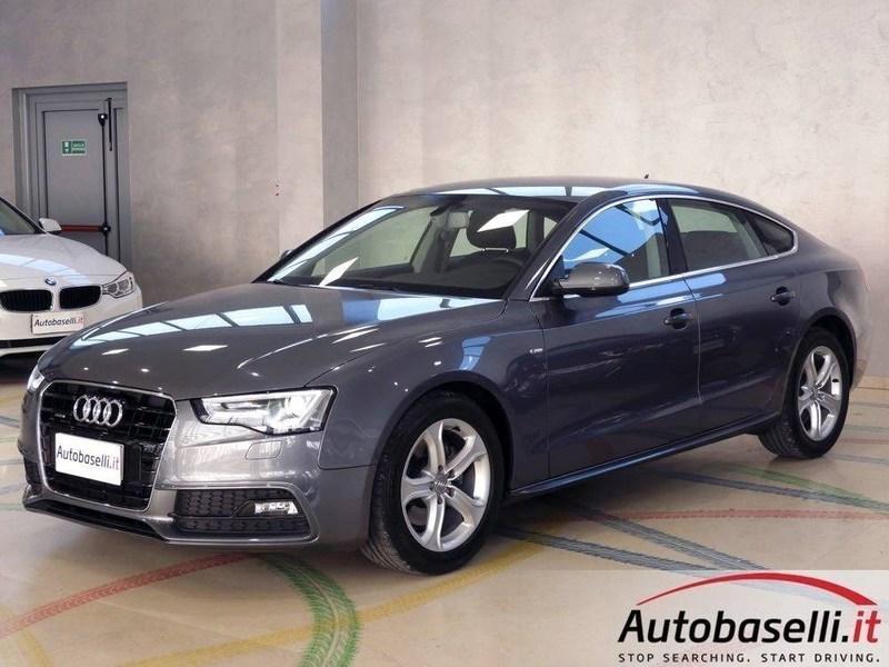Audi a5 tdi usata 16