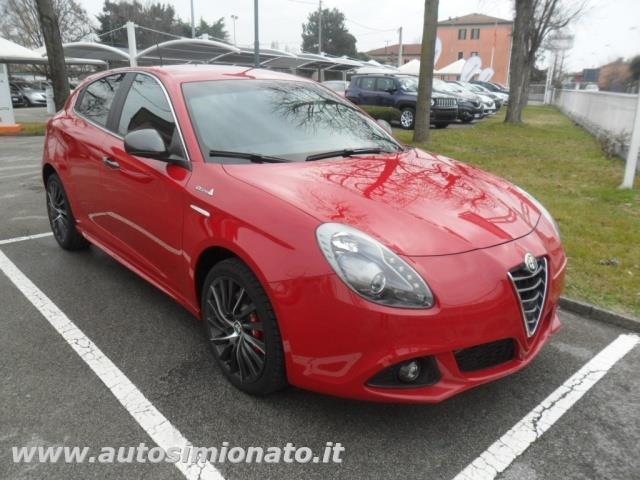 usata Alfa Romeo Giulietta 1.6 JTDm-2 120 CV QV - LINE