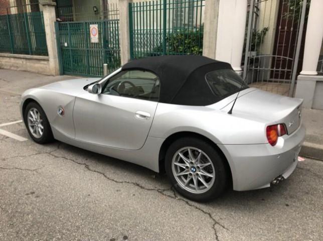 ... Usata BMW Z4 Usata Del 2005 A Catania, Km 60.000