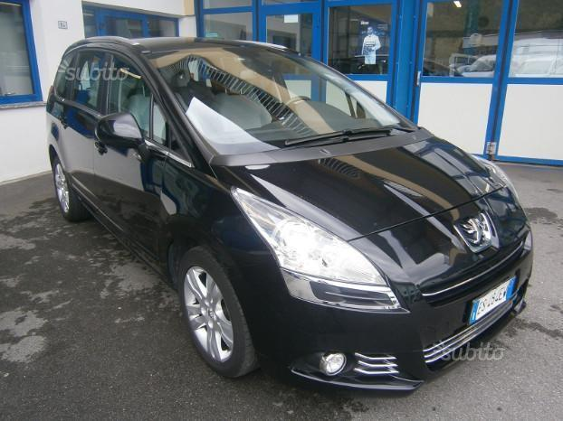 sold peugeot 5008 5008 2 0 hdi 150 used cars for sale. Black Bedroom Furniture Sets. Home Design Ideas