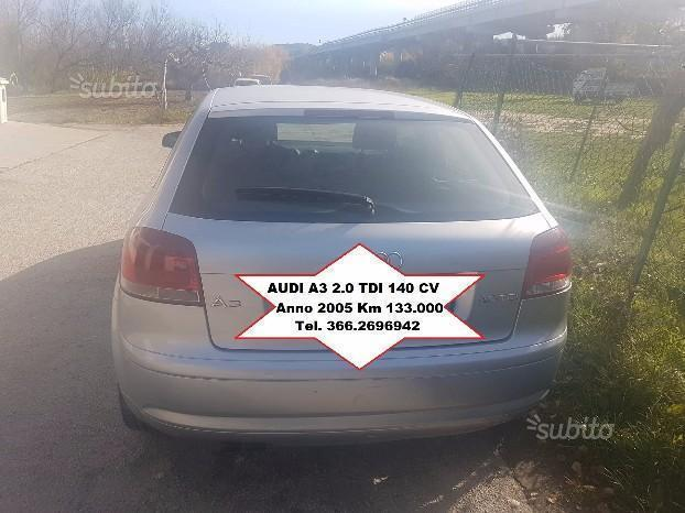 sold audi a3 2 0 tdi coupe 140 cv used cars for sale autouncle. Black Bedroom Furniture Sets. Home Design Ideas