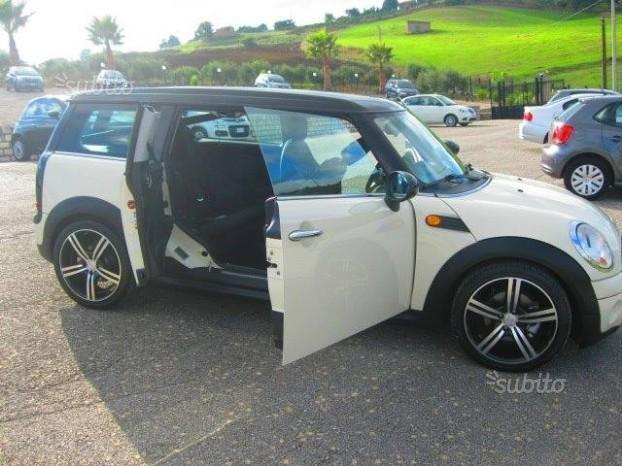 Venduto Mini Clubman 15 Turbo Diesel Auto Usate In Vendita