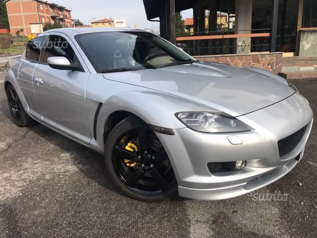 sold mazda rx8 rx 8 1 3 limited used cars for sale autouncle. Black Bedroom Furniture Sets. Home Design Ideas