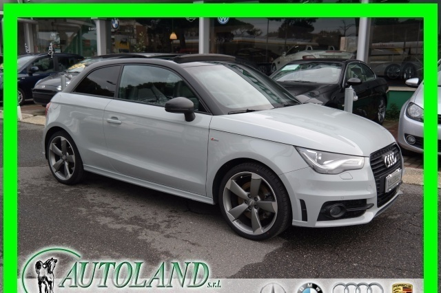 sold audi a1 1 4 tfsi 185 cv s tro used cars for sale autouncle. Black Bedroom Furniture Sets. Home Design Ideas