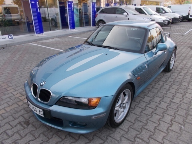 Sold Bmw Z3 2 8 24v Cat Roadster Used Cars For Sale