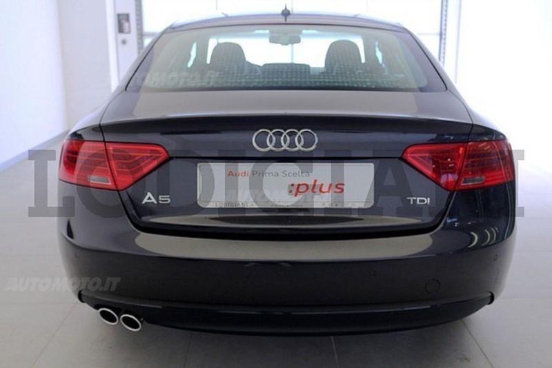Audi a5 tdi usato bianco 6