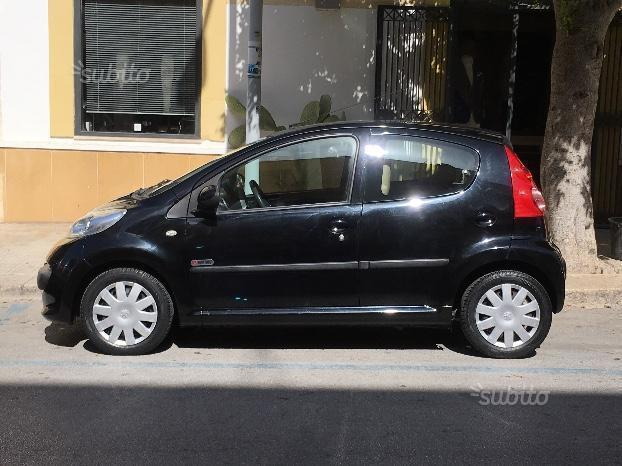 sold peugeot 107 2008 5 porte used cars for sale autouncle. Black Bedroom Furniture Sets. Home Design Ideas