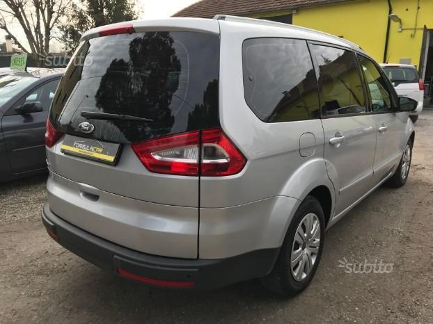 venduto ford galaxy 2014 2 0 diesel 7 auto usate in vendita. Black Bedroom Furniture Sets. Home Design Ideas