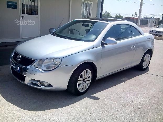 sold vw eos 2 0 tdi dpf used cars for sale autouncle. Black Bedroom Furniture Sets. Home Design Ideas