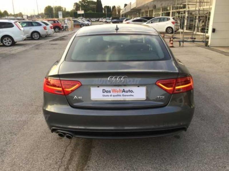 Audi a5 sportback usata 2016 14
