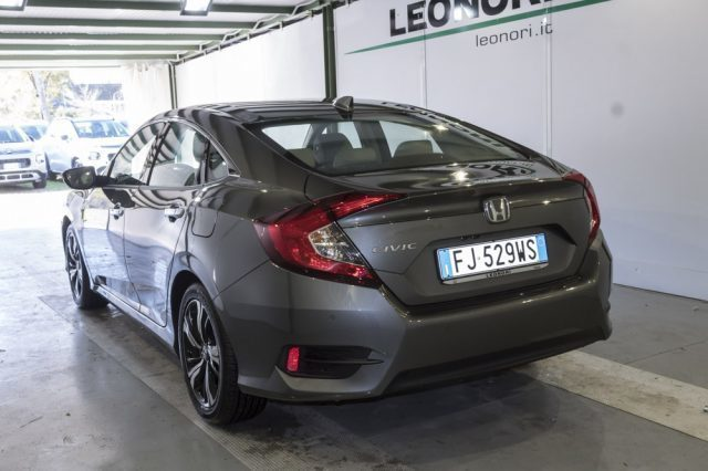 sold honda civic 1 5 4 porte execu used cars for sale autouncle. Black Bedroom Furniture Sets. Home Design Ideas