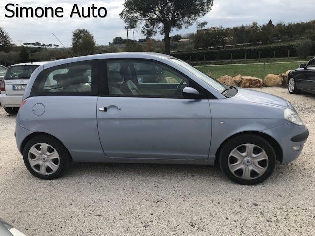 Sold lancia ypsilon 1 2 momo design used cars for sale for Lancia y momo design interni
