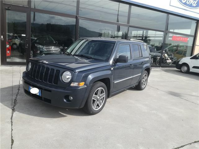 Sold Jeep Patriot CRD 2 0 DIESEL M  - used cars for sale
