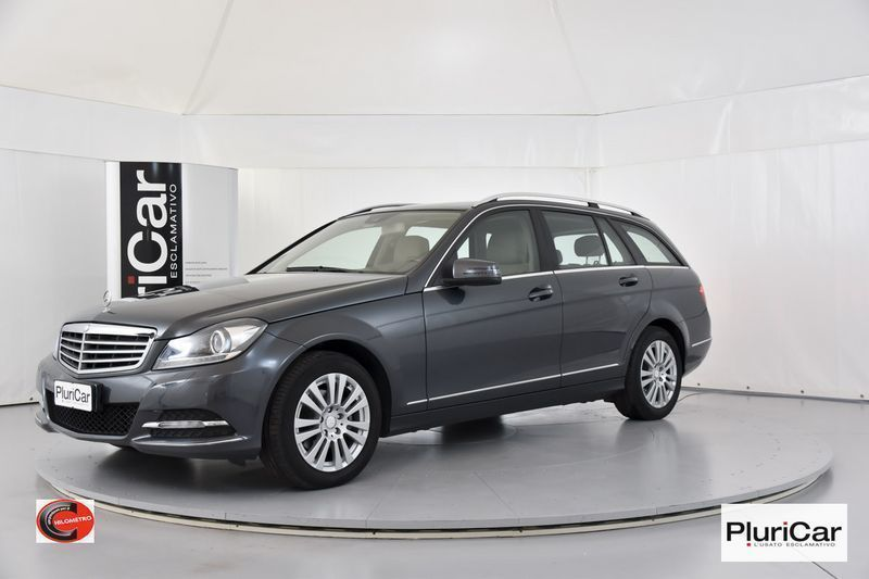 usata Mercedes C200 Classe CCDI Station Wagon BlueEFF. Elegance