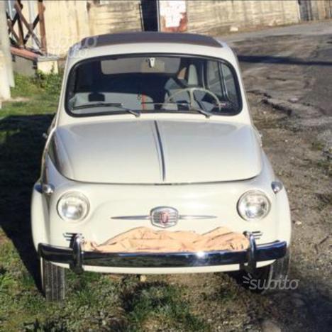 Venduto Fiat 500 N 1957 Auto Usate In Vendita