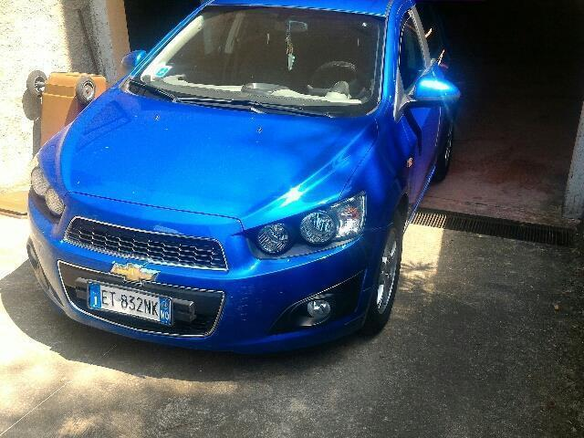 Sold Chevrolet Aveo 12 86cv Gpl 5 Used Cars For Sale Autouncle
