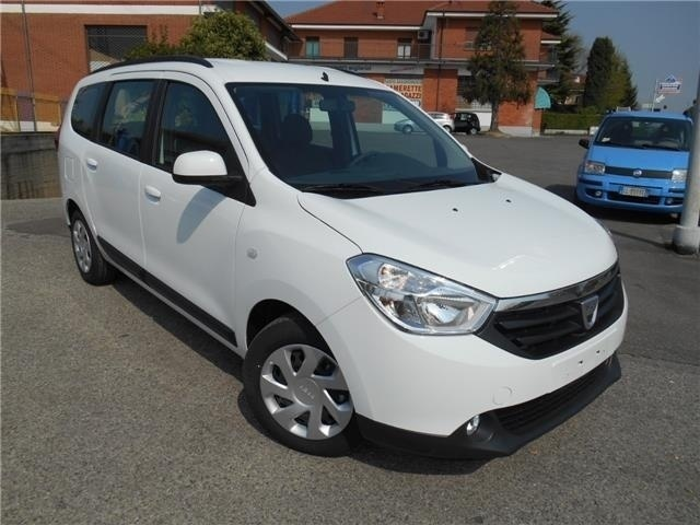 Sold dacia lodgy 1 5 dci 90cv 7 po used cars for sale for Dacia duster 7 posti