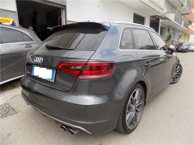 Audi s3 sportback usata napoli 1