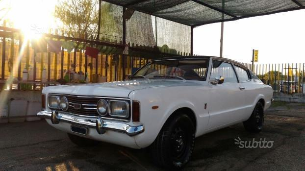 sold ford taunus 1970 1982 ann used cars for sale. Black Bedroom Furniture Sets. Home Design Ideas