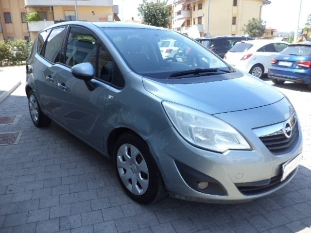 sold opel meriva 1 4 turbo 120cv g used cars for sale autouncle. Black Bedroom Furniture Sets. Home Design Ideas